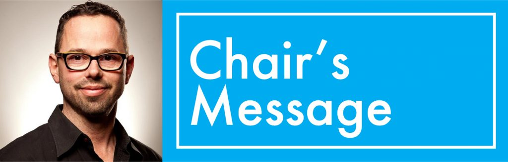 chairs message logo